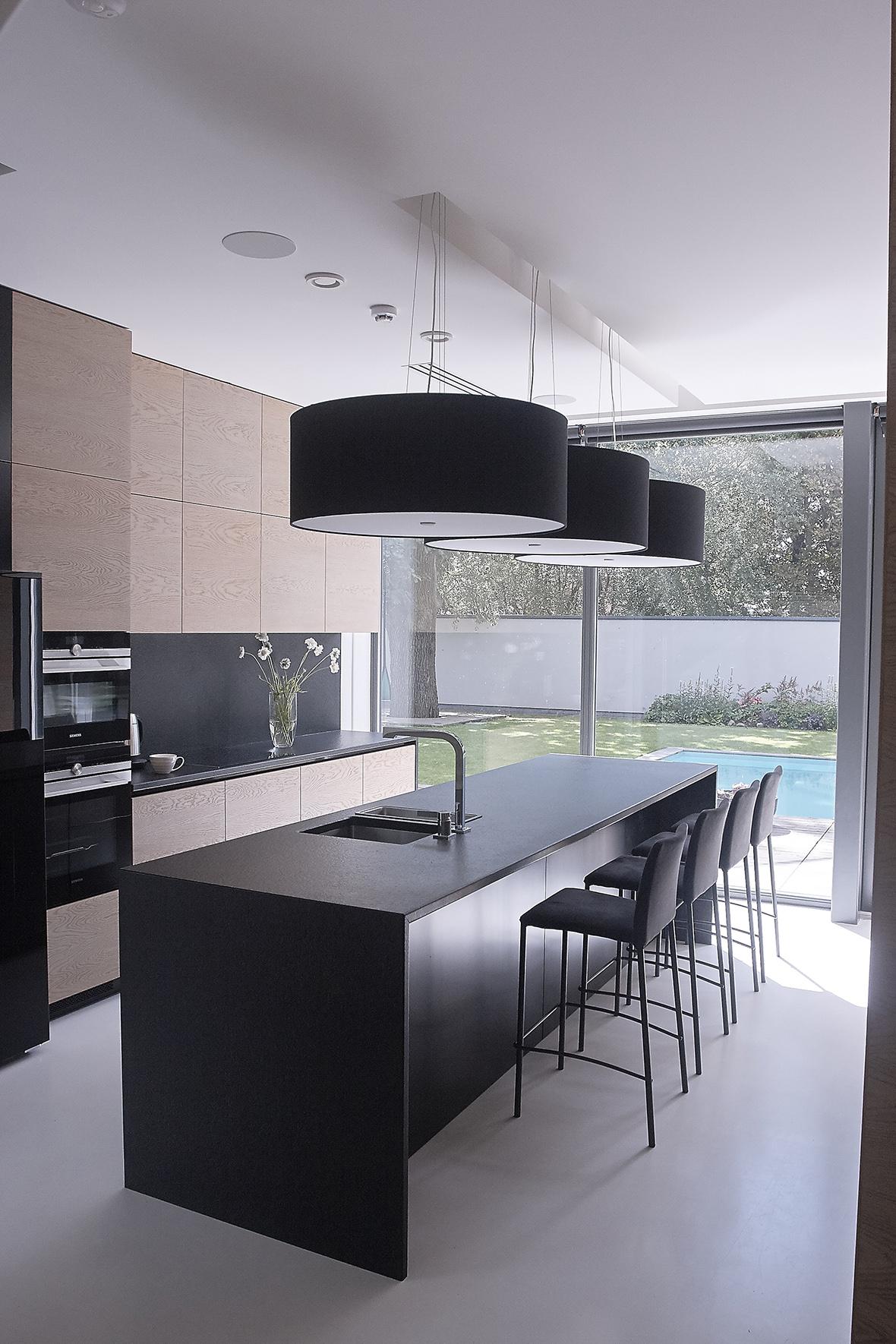 Interjero fotografavimas - virtuvės erdvė