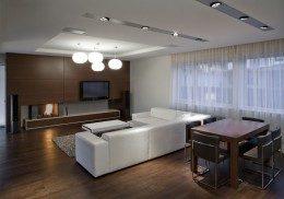 Private house interior