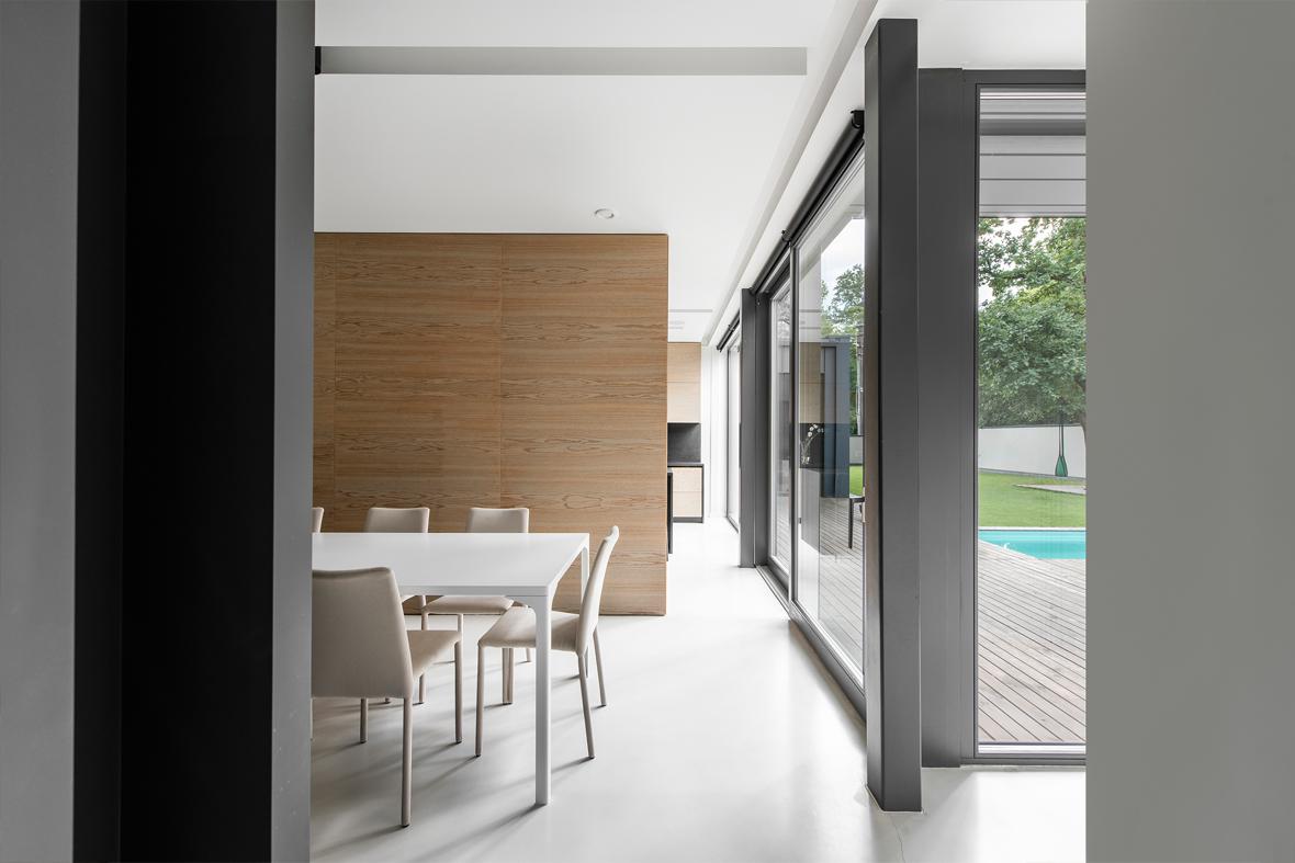 Poliruoto betono grindys