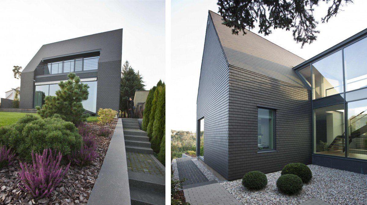 Namo istorinės architektūros kvartale projektas